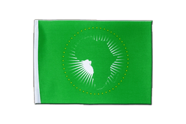African Union AU - Satin Flag 6x9""