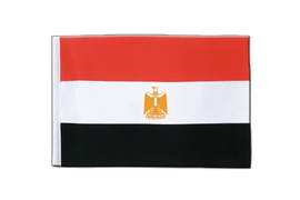 Egypt - Satin Flag 6x9""