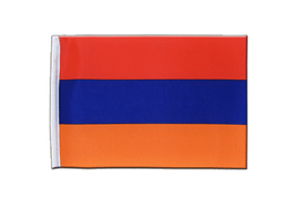 Armenia - Satin Flag 6x9""