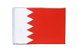 Bahrain - Satin Flag 6x9""