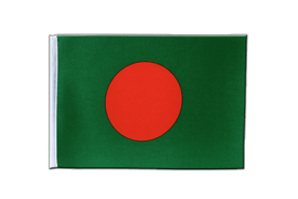 Bangladesh - Satin Flag 6x9""