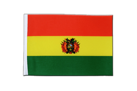 Bolivia - Satin Flag 6x9""