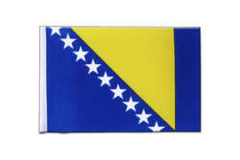 Bosnia-Herzegovina - Satin Flag 6x9""