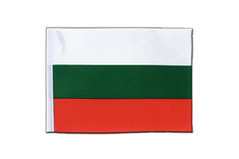 Bulgaria - Satin Flag 6x9""