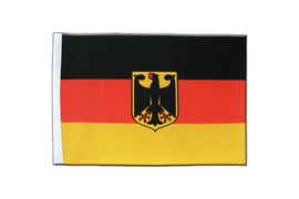 Germany Dienstflagge - Satin Flag 6x9""