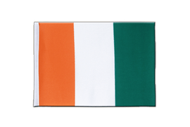 Ivory Coast - Satin Flag 6x9""