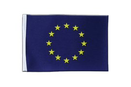 European Union EU - Satin Flag 6x9""
