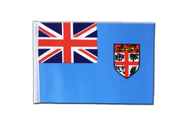 Fiji - Satin Flag 6x9""
