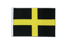 St. David - Satin Flag 6x9""