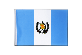 Guatemala - Satin Flag 6x9""