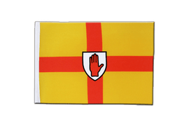 Ulster - Satin Flag 6x9""