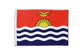 Kiribati - Satin Flag 6x9""