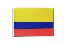 Colombia - Satin Flag 6x9""