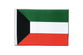 Kuwait - Satin Flag 6x9""