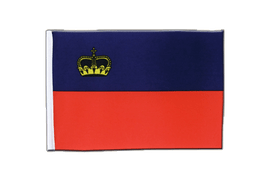 Liechtenstein - Satin Flag 6x9""