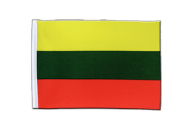 Lithuania - Satin Flag 6x9""
