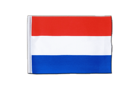 Luxembourg - Satin Flag 6x9""