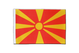 Macedonia - Satin Flag 6x9""