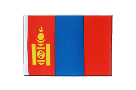 Mongolia - Satin Flag 6x9""