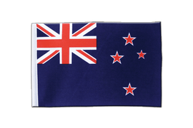 Satin Flag New Zealand - 6x9""