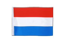 Netherlands - Satin Flag 6x9""