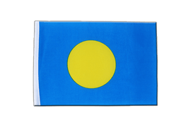 Satin Flag Palau - 6x9""