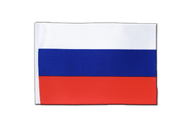 Russia - Satin Flag 6x9""