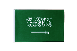 Saudi Arabia - Satin Flag 6x9""