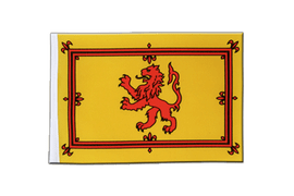 Scotland Royal - Satin Flag 6x9""
