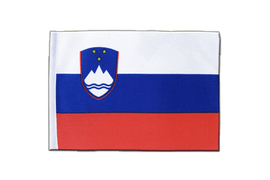 Slovenia - Satin Flag 6x9""