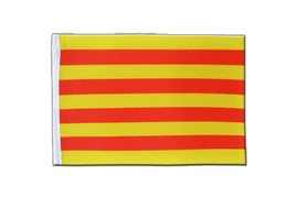 Catalonia - Satin Flag 6x9""