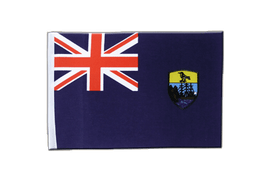 Saint Helena - Satin Flag 6x9""