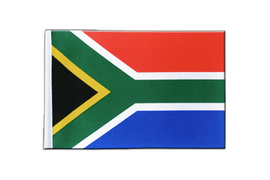 Satin South Africa Flag - 6x9""