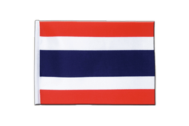 Thailand - Satin Flag 6x9""