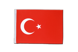 Turkey - Satin Flag 6x9""