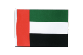 United Arab Emirates - Satin Flag 6x9""