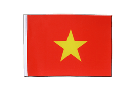 Vietnam - Satin Flag 6x9""
