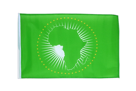 African Union AU - 12x18 in Flag