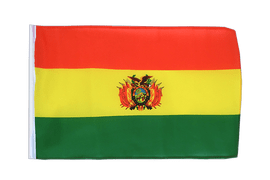 Bolivia - 12x18 in Flag