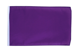 Purple - 12x18 in Flag
