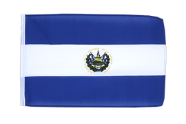 El Salvador - 12x18 in Flag