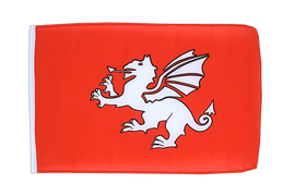 Small Pendragon new Flag - 12x18""