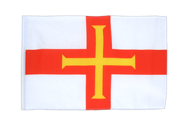 Guernsey - 12x18 in Flag