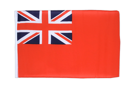 Red Ensign Handelsflagge - Flagge 30 x 45 cm