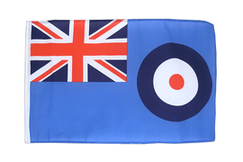 Petit drapeau Royal Airforce - 30 x 45 cm