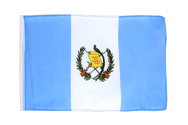 Guatemala - 12x18 in Flag