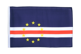 Cape Verde - 12x18 in Flag