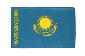 Kazakhstan - 12x18 in Flag