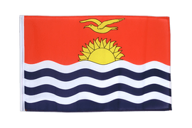 Kiribati - 12x18 in Flag
