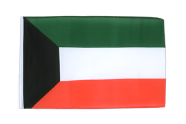 Kuwait - 12x18 in Flag